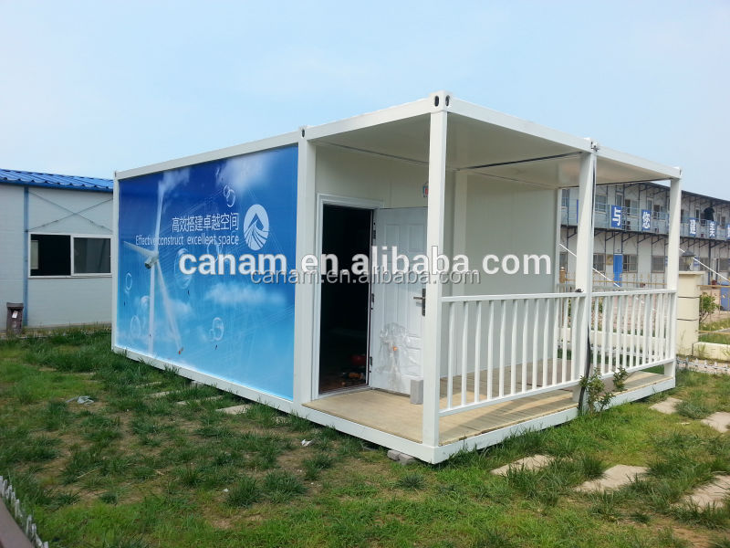 CANAM-flexible combination modified housespace for sale