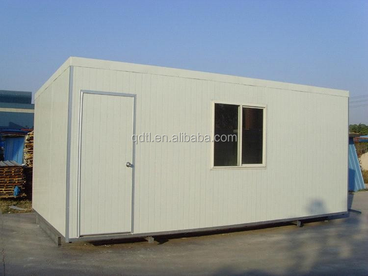 easy installation prebuilt container home for sale