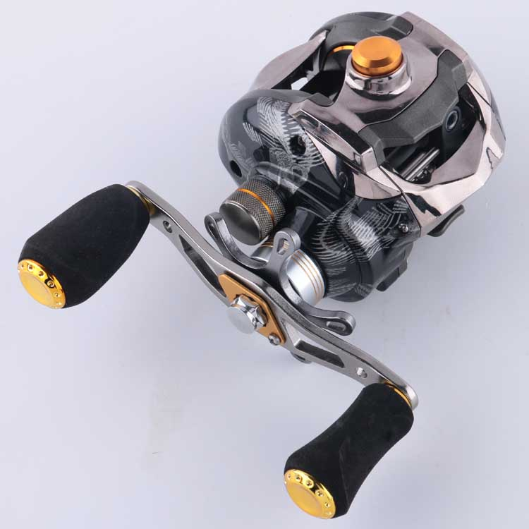 High quality 7+2 BB sea fishing bait casting reel, As the picture show