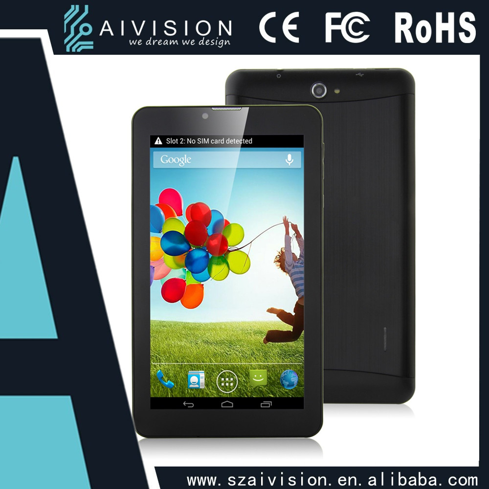 proof 7 inch tablet with 3g and gps Alcatel