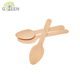 Ice Cream Tasting Spoon in Bulk Small Disposable Wooden Spoon