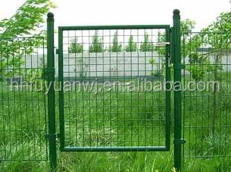 Hot Sale Simple Wire Mesh Garden Gate