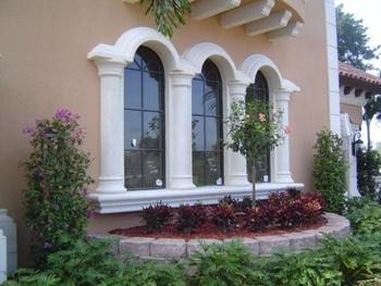 Modern design precast concrete column buy precast for Where to buy columns for house