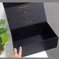 Custom Luxury Magnetic Closure Recycled Gift Paper Boxes Cardboard Packaging Box Clothing Wholesale