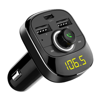 car kit mp3 player wireless Bluetooth FM Transmitter for car