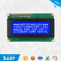 character COB 20*4 dot STN display negative LCD Panel