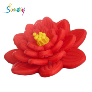 Advertising inflatable flower, inflatable rose flower for decoration