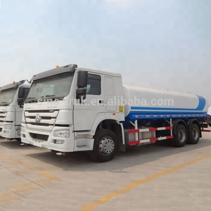 20 m3 Large Volume New Water Tank Truck For Sale