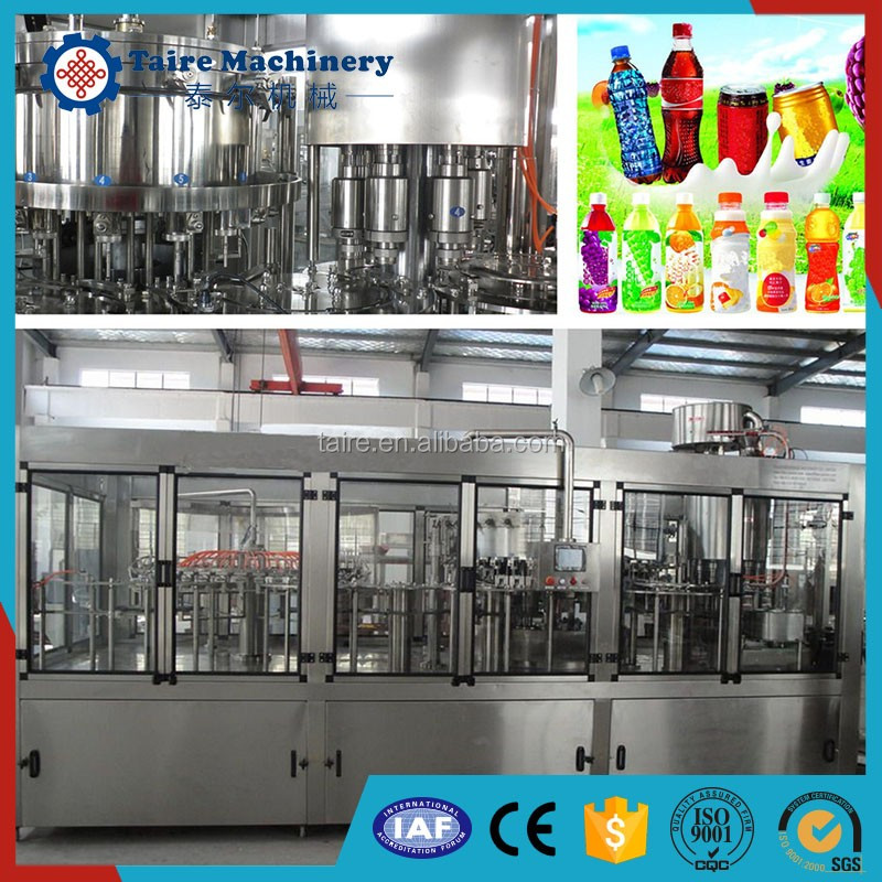 Aluminum Pop Can carbonated soft drink machine, soft drink filling machine for wholesales