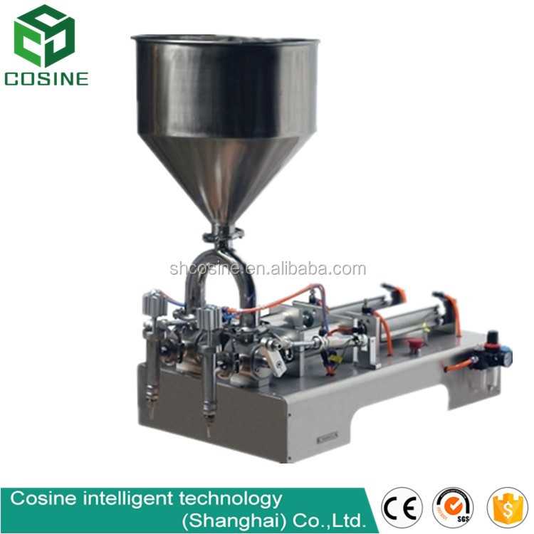 Adopt perfect leakage proof filling system semi-automatic ointment and liquid filling machine from China supplier