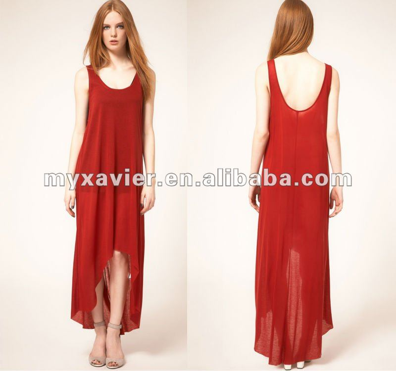 New long dress fashion