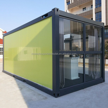 Modern house container homes in ghana house home price Manufacturer Container Bungalow container rooms buy in Beach
