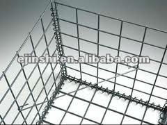 Galvanized welded gabion