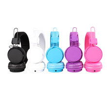 Folding Gaming Headphone Stereo Music Earphones Headset with Microphone for Mp3/iPhone/iPad/Phone