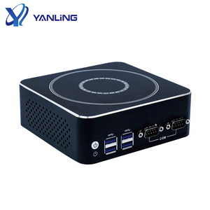 Home Server Mini PC I3 I5 I7 Thin Client Server Intel NUC Dual Lan With 4G Modem