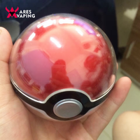 unique fashion power bank case Pokemon ball mobile power bank