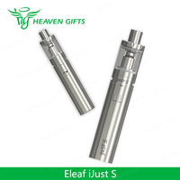 E Hookah 4mL 0.15ohm 3000mAh Eleaf iJust S Kit 2016 newest dry herb vaporizer pen