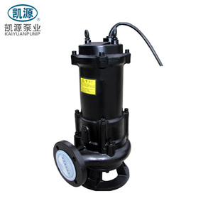 WQ Submersible Pedestal Sewage Water Pump