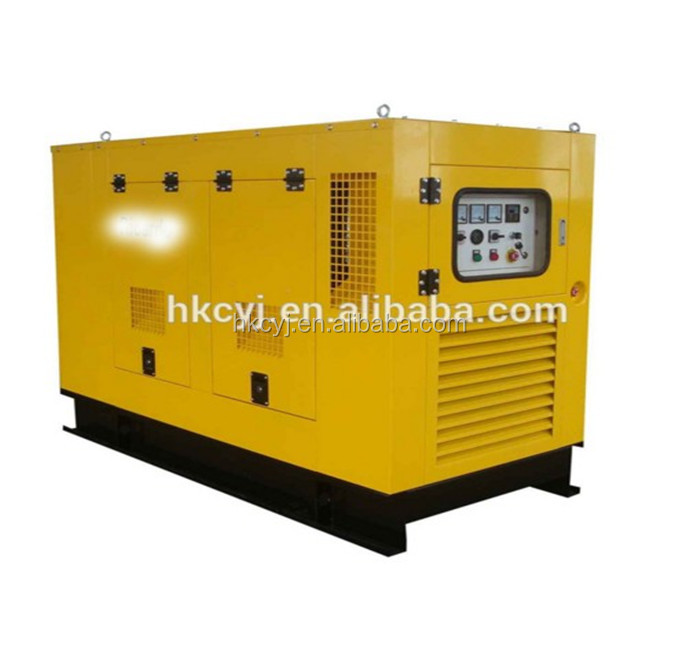 Mobile Generator Domestic Diesel Generator with cable winch and Trailer
