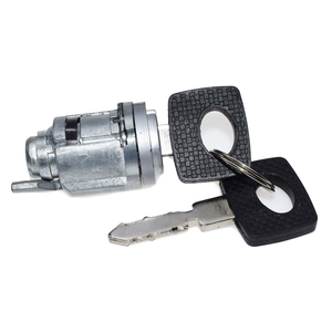 Ignition Lock Cylinder Switch W/ 2 Keys For Mercedes W124 W126 A1264600604