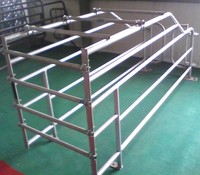 Gestation Stall For Sow/gestation Crate/piggery Equipment /pig ...