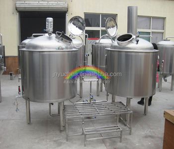 7 BBL Direct Fire Kettle For Beer Brew System Sales Price