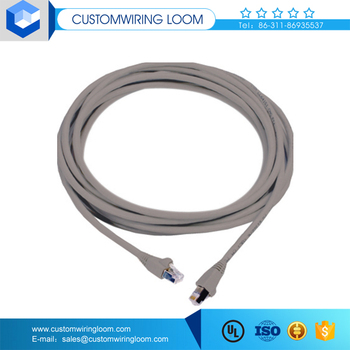 High Quality Utp Cat10 Lan Cable Factory With Din Connector - Buy ...