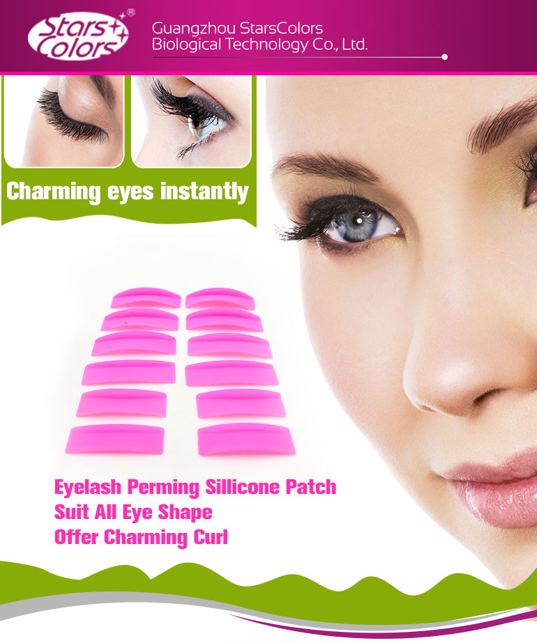 2018 Lash Lift Perming Kit Eyelash Perming Pads Suit For All Eye