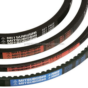 Long lasting V belt for auto part from Japanese supplier