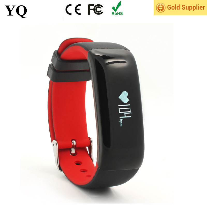 Smart Bluetooth Wristband Fitness Watch Mood Condition Breathe Heart Rate Blood Pressure Monitor Sleep Sports Tracker