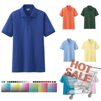 APLC001 Low MOQ Mens Custom polo shirt manufacturer in china