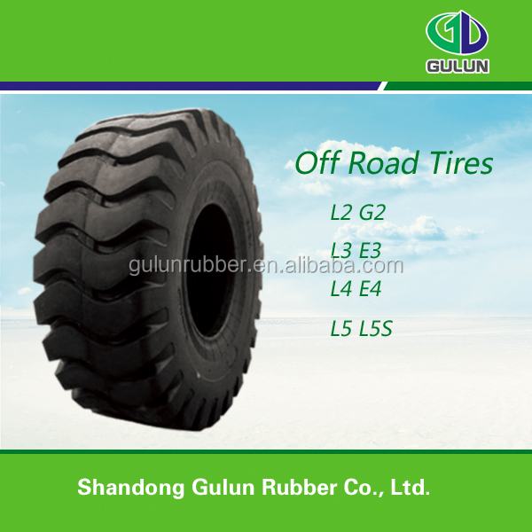off the road tire/China high quality tires E3/L3 OTR TYRE 17.5-25 20.5-25 16/70-20 33.25-29