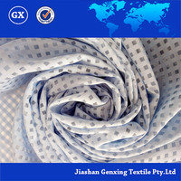 china suppliers jacquard organza roll fabric
