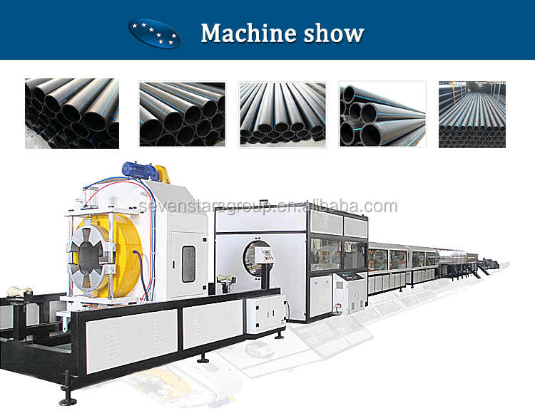 PE pipe machine show .jpg