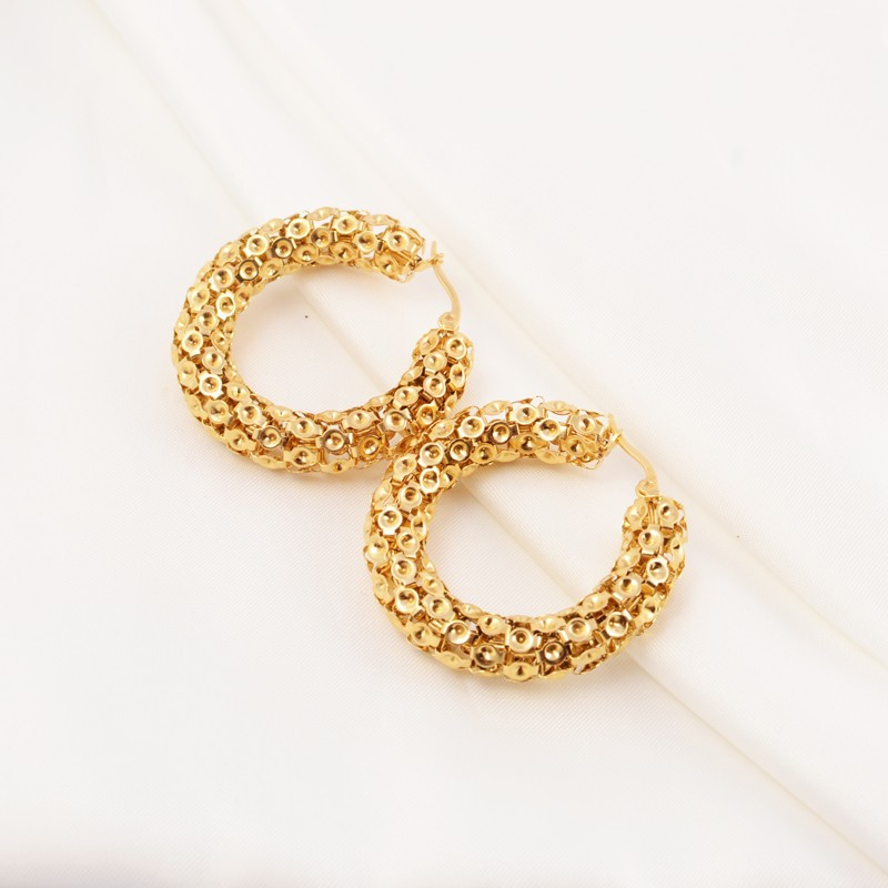 Gold Earrings Designs Images For Daily Use - All The Best Gold In 2018