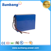 Customized 24 volt 40ah rechargeable battery pack/compatible Li-ion battery