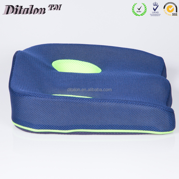 Amazon Auto Parts Orthopedic Seat Cushion Car Cushions For Short Drivers