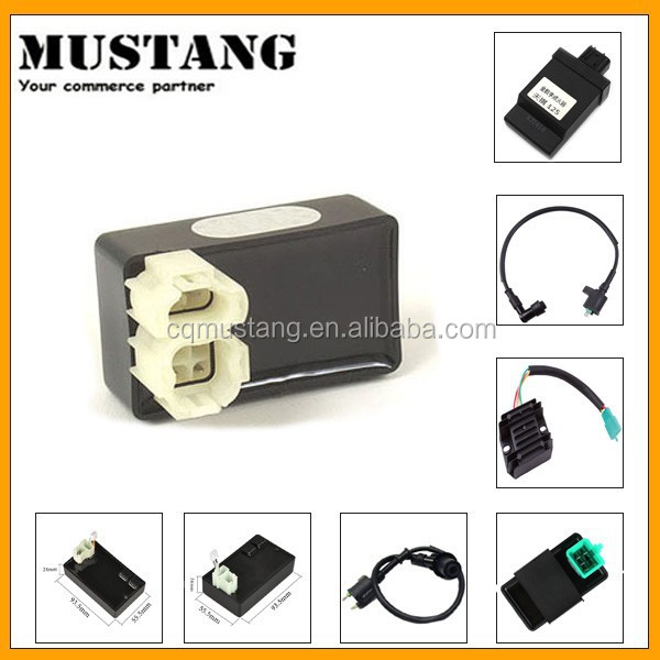 Ignition Coil & CDI Box & Voltage Regulator Rectifier 50cc 70cc 90cc 110cc 125cc
