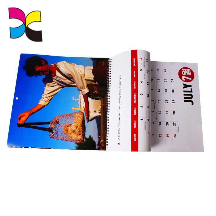 High Quality Inexpensive Oversize 50 Years Calendar