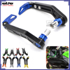 BJ-LG-006 Motorcycle 22mm Handlebar Brake Clutch Lever Protector Guard for Yamaha R3 R25