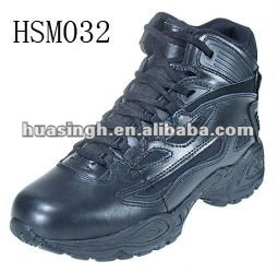 HB,hot selling USA famous band anti-shock EVA+robber sole military ankle boots