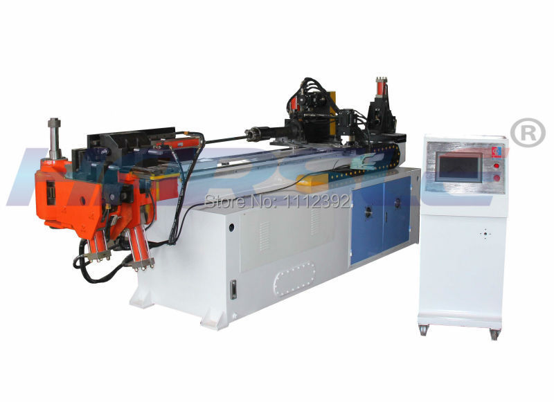 Tube and pipe bending machine,W27YPC-76 hydraulic microcomputer pipe bender,stainless steel pipe fabrication machine