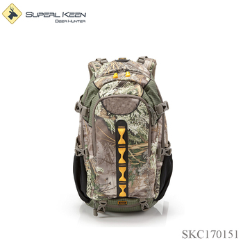Waterproof Outdoor Sport Camo Hydration Hunting Backpack With Rain Cover 0896aa5a25
