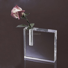 Acrylic Cube Vase Supplieranufacturers At Alibaba