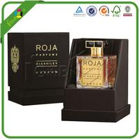Luxury Custom Logo Printed Perfume Box Design Paper Gift Packaging Cardboard Bottle Perfume Box