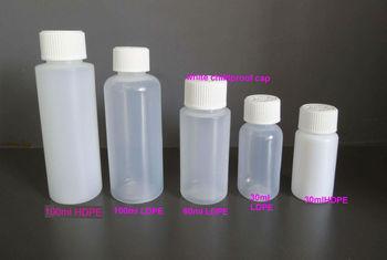 30ml 60ml 100ml 120ml 180ml 250ml 500ml Plastic Dropper