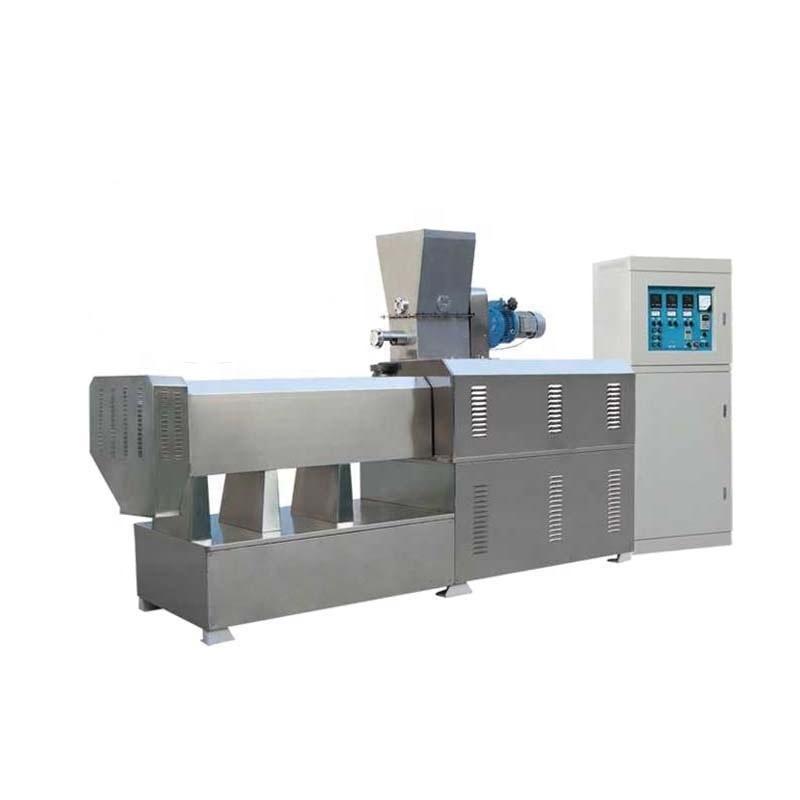 Полная производственная линия цена сухой корм для собак гранул производственная линия маленький питомник изготовление экструдера машина для собачьего корма