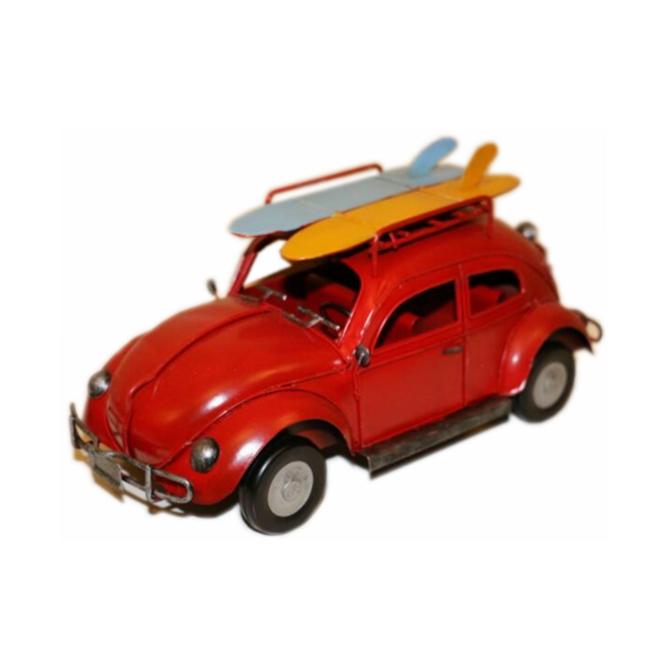 卸売ミニ鉄クラフトヴィンテージダイキャストカーモデル手作りミニ金属車のモデル