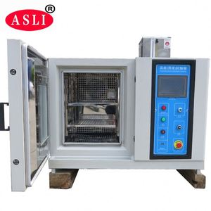 small double boxes programmable lcd thermal shock test chamber