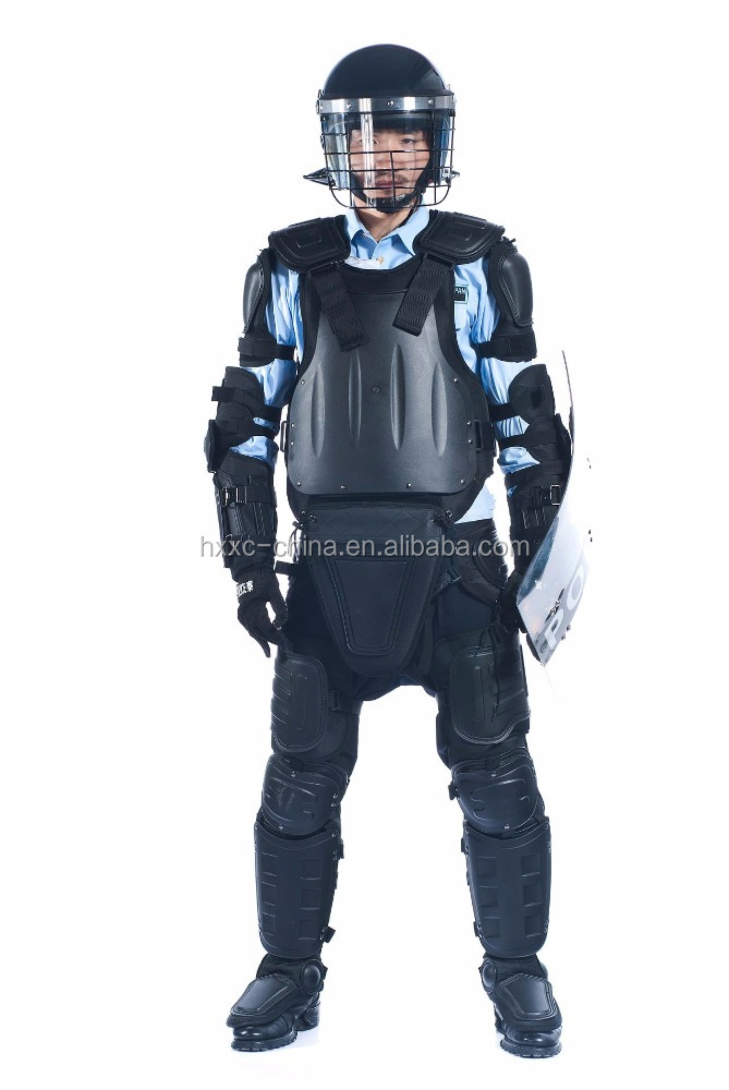 Anti Riot gear Suit Armor/Riot Full Body Protective Gear/ Riot Suit